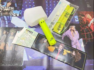 「私人好貨」🔥現貨 蔡依林演唱會 Jolie 2021 巡迴演唱會 黃色斧頭 + 限量口罩 螢光棒 手棒 僅此一件 新品