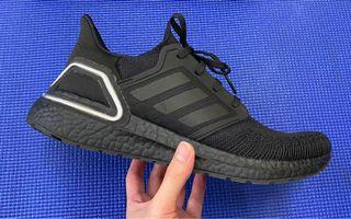 Adidas ultra boost 20 慢跑鞋 Us9號