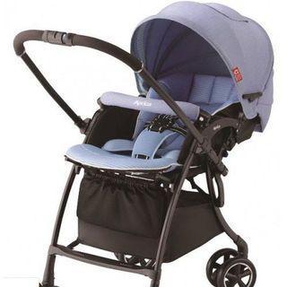 Aprica LUXUNA Comfort 雙向嬰兒手推車