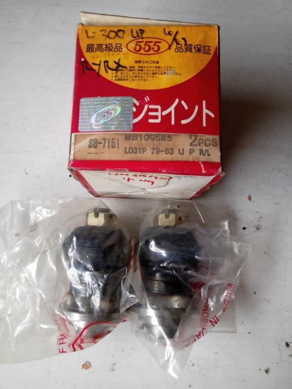 Ball joint Mitsubishi L300 atas 1set 2 pcs