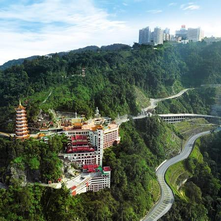 [Best For Retirement ! !] Genting Highlands New Freehold Condo Only RM380k! ! Fully Furnished! !