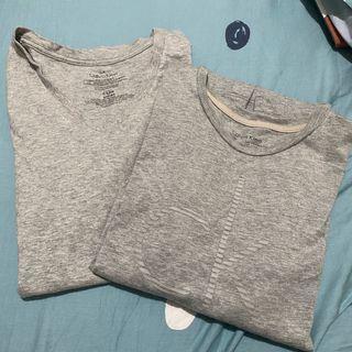 Calvin Klein CK 短袖上衣 S 兩件一起賣