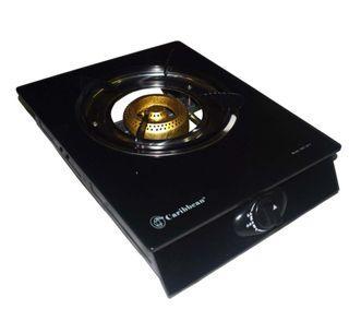 Caribean Single glass top burner