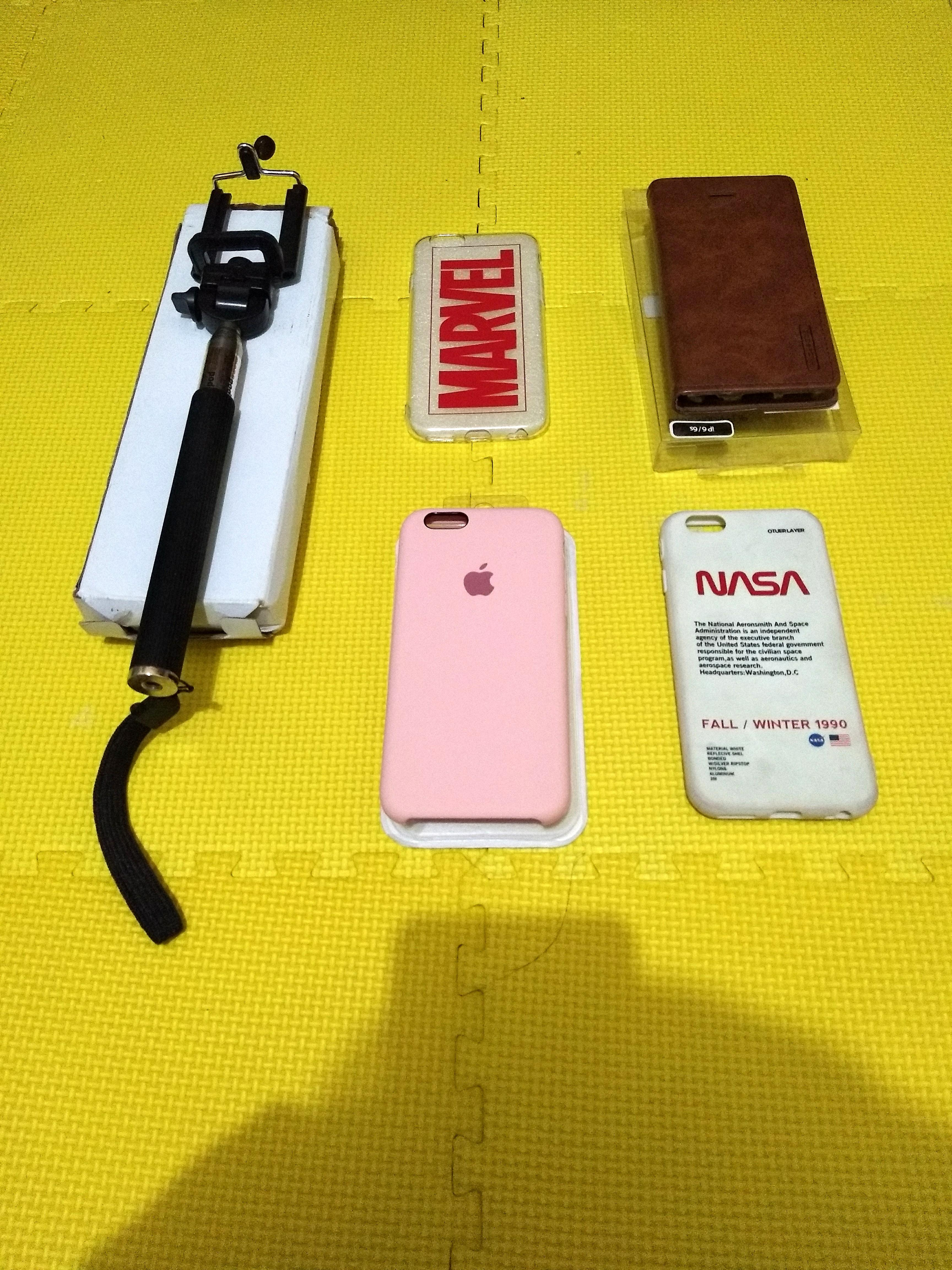 Case Iphone 6s (Take All + Tongsis)