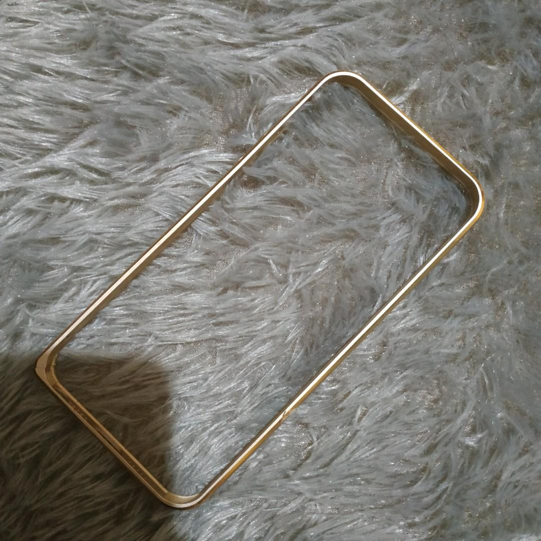 Cases iphone 5 gold