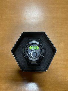 Casio G-Shock Gravitymaster GR-B100 Black Men's Watch (Jam Tangan Casio) with Box