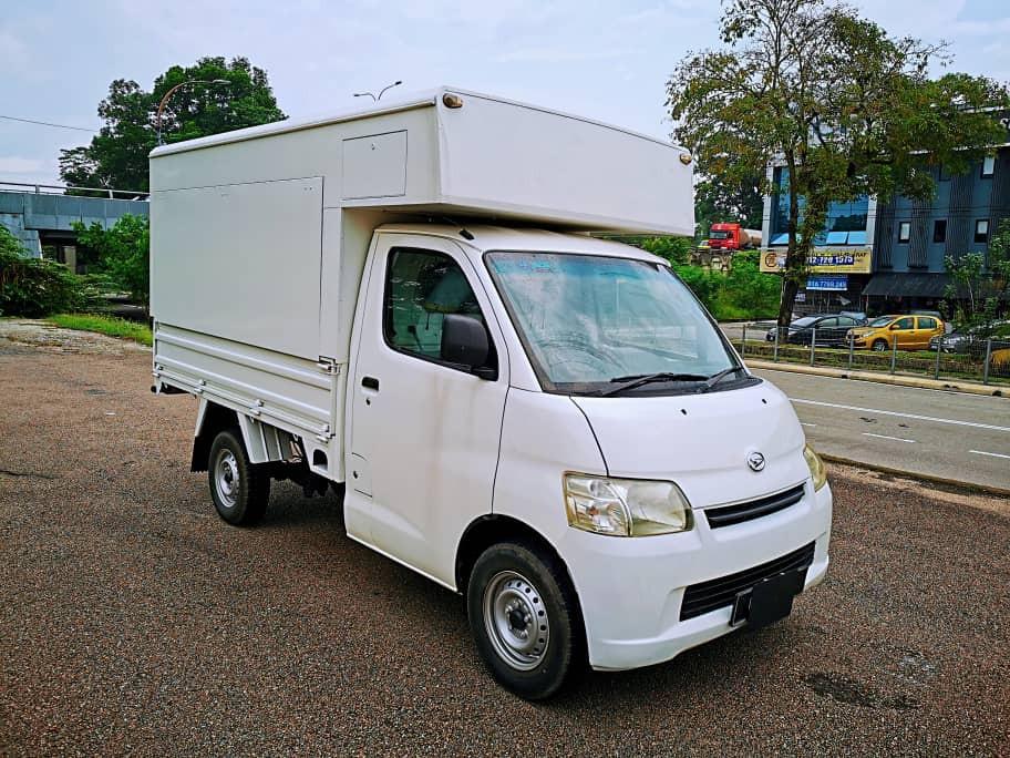 DAIHATSU GRAN MAX 1.5MT 2011TH