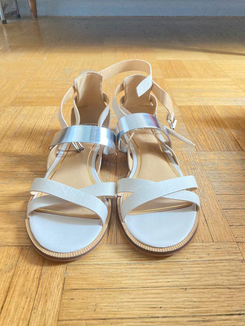 Enzo strappy sandals sz 7.5