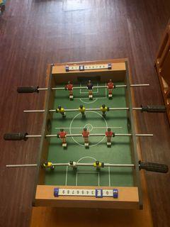 Foosball game toy