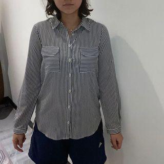 Forever New Stripped Shirt
