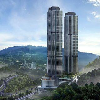 Genting Luxury Condo Freehold with High ROI