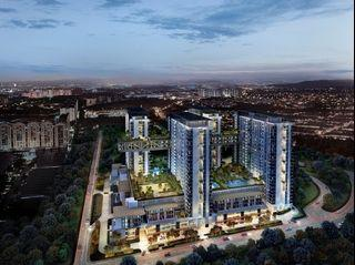 Invest In KL City !! Monthly Only Rm800 !!  High Rental Market !!