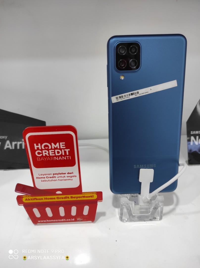 Kredit samsung A12 6/128gb resmi tanpa kartu kredit
