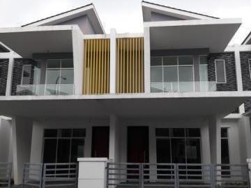 Last Unit Freehold End Lot 24 x 75 Full Loan 106% Bangi , Seri Putra