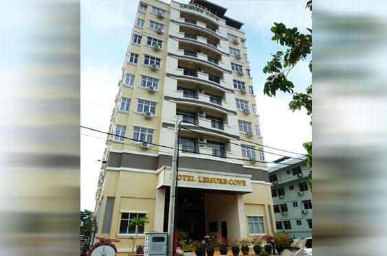 Leisure cove resort Penang