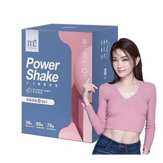 【全新】M2輕次方 超能奶昔-草莓優格- 姊姊謝金燕推薦