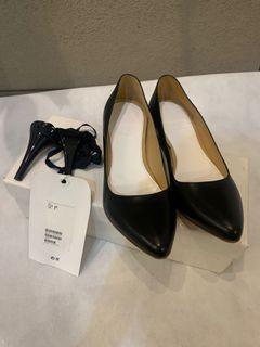 Maison Martin Margiela for H&M Black hidden heels