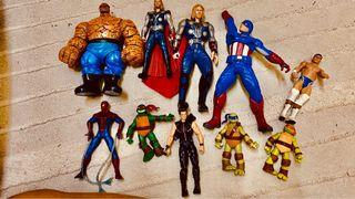 Marble 's Action Figures