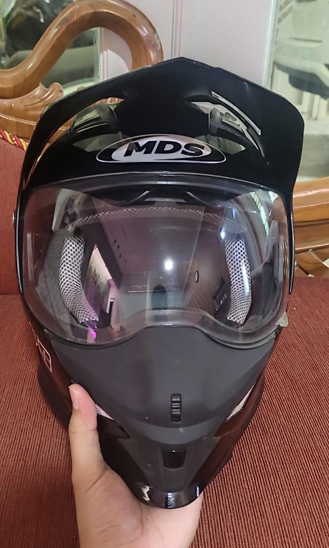 MDS helmet full face
