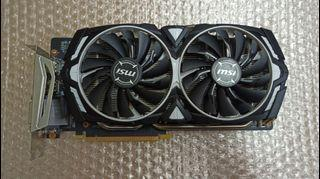MSI  1060 6G graphic card