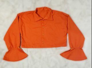 New crop blouse
