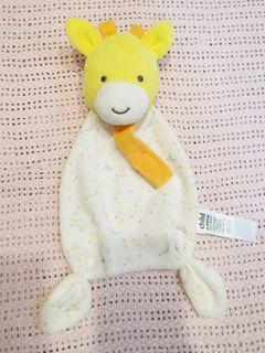 Child of Mind: Pacifiers holder hankie and bell