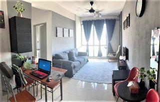 PARTLY FURNISHED Suria Ixora Apartment, Setia Alam