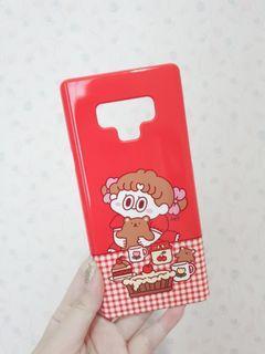 (Preloved) Galaxy Note 9 Case CHUU Picnic