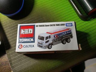 *RARE* Tomica UD TRUCKS Quon Caltex Tank Lorry