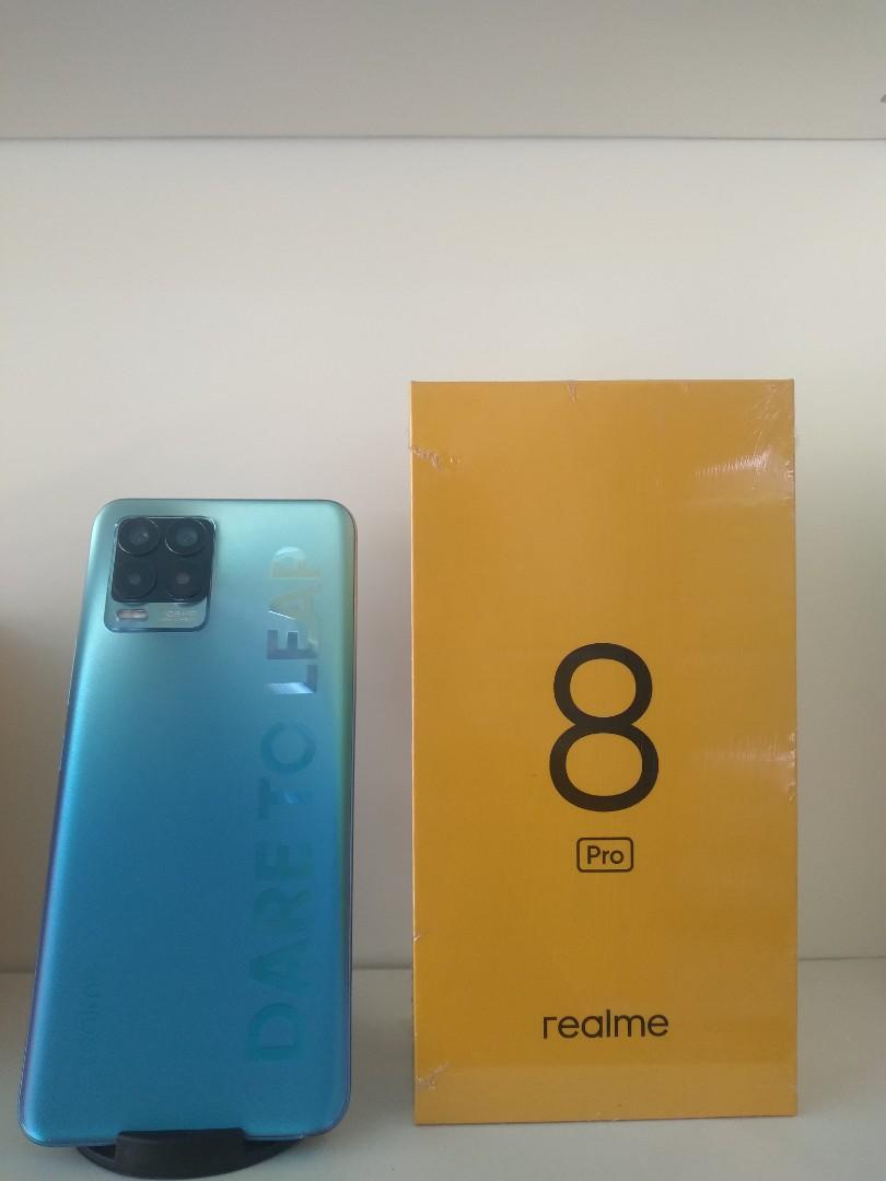 Realme 8 pro NFC ram 8/128 GB