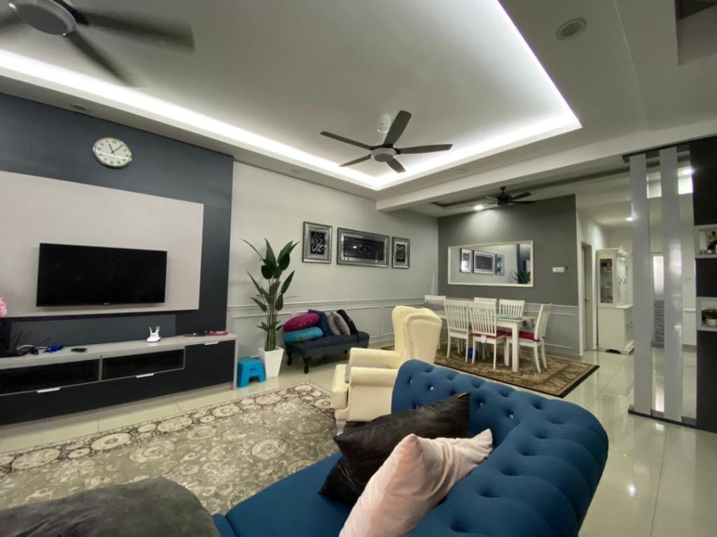 Renovated 2 Storey House Taman Impian Cahaya - Seksyen 30 Shah Alam