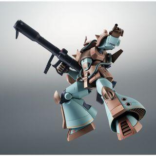 高達模型:魂限Robot魂Gundam0079 MSV GOUF FLIGHT TEST TYPE ver. A.N.I.M.E.