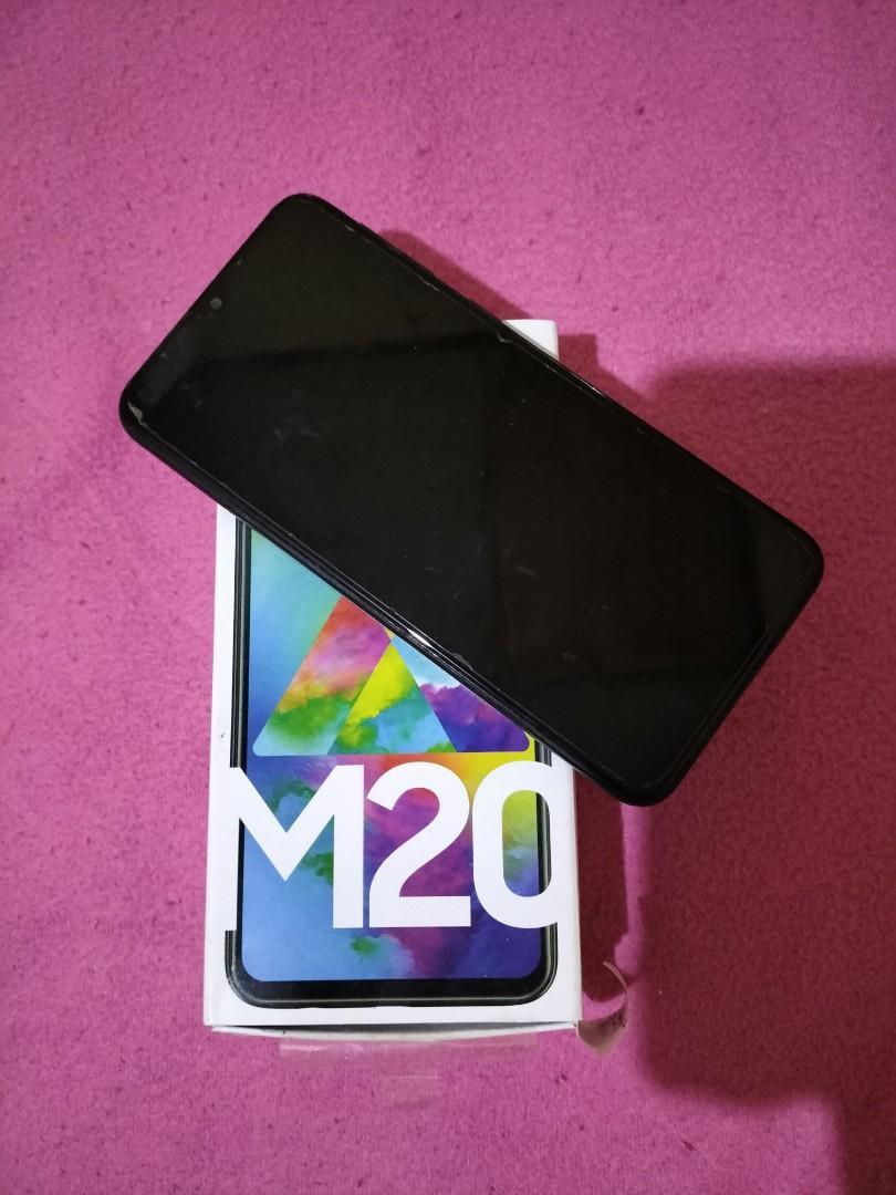 Samsung m20 baterai 5000mah