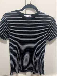 Uniqlo x INES DE LA FRESSANGE knit shirt