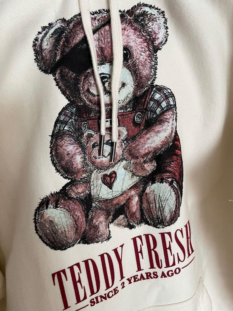 Unisex Teddy Fresh super new hoodie