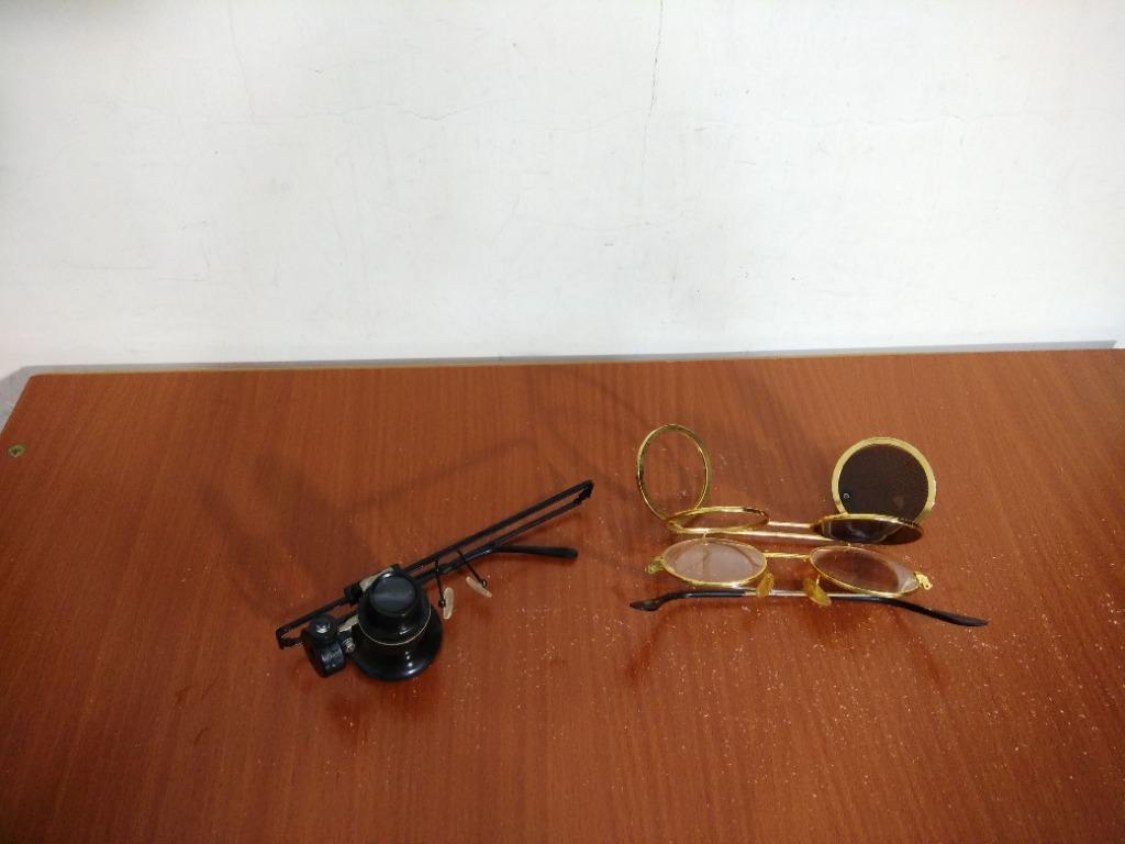 vintage 老式 驗光眼鏡架