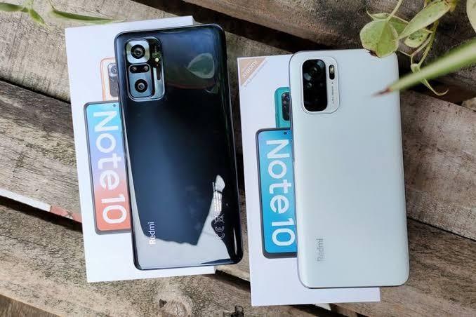 Xiaomi Redmi Note 10 4/64GB Bisa Kredit Promo THR Ramadhan bebas admin Cuma di Homecredit Indonesia