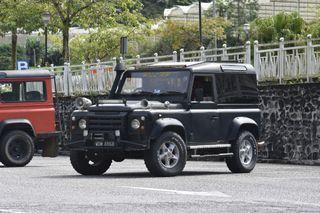 1992 Land Rover Defender 90 For Sale