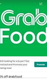 2 x $10 Grabfood voucher