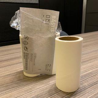 ($5一個,有三個) IKEA Bastis 除塵轆補充裝
