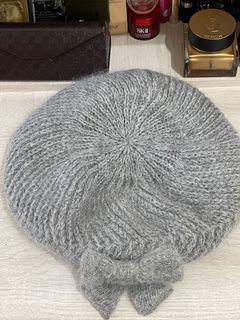 貝雷帽《灰色》