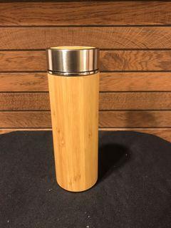 Bamboo Ceramic flask (Naturally Legit)