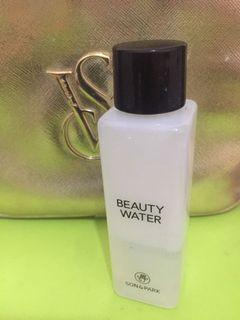 BEAUTY WATER SON&PARK #THR2021