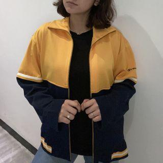 Champion Yellow-Navy Jacket
