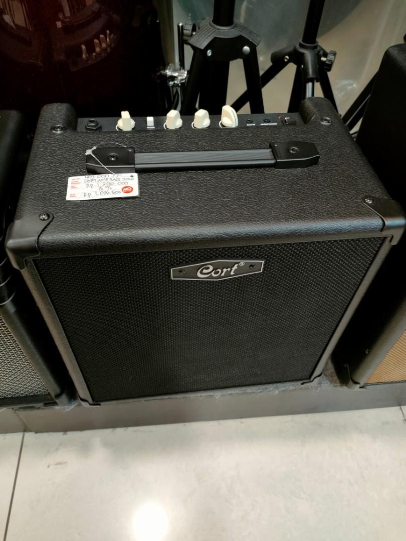 Cort AMP Bass 2000