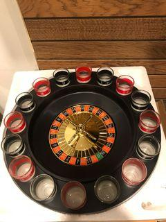 Drinking Roulette Game Set