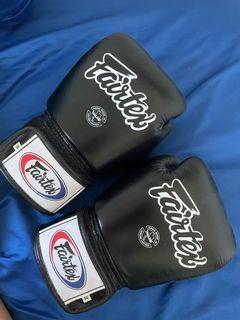Authentic Fairtex Boxing Gloves 14oz
