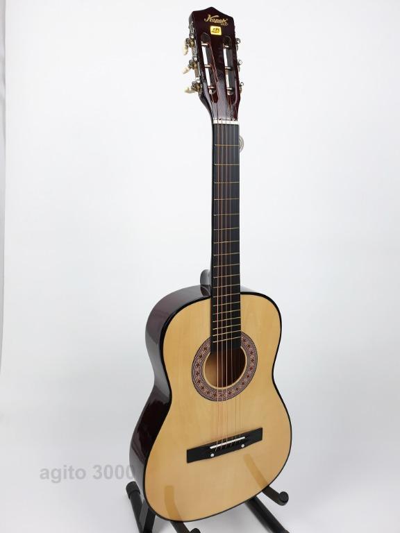 Gitar Akustik Kapok MG 036 Natural ORI