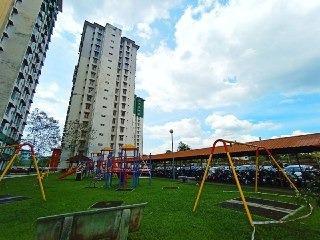 Ilham Apartment, Taman TTDI Jaya