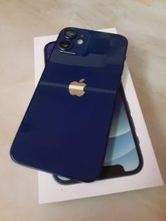 iPhone 12 mini 128G 深藍